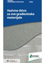 Lafarge cement vezivno tkivo za sve građevinske materijale