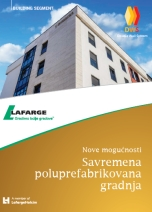 Lafarge-DWS sistem duplih poluprefabrikovanih zidova