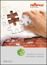 RÖFIX-Priručnik za sisteme renoviranja i saniranja