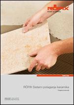 RÖFIX-Pregled Creteo linije proizvoda