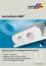 Austrotherm - AMK - monta od stiropora