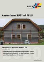 Austrotherm - EPS AF PLUS - fasadni stiropor sa grafitom