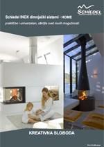 Schiedel - ICS home dimnjaci za kuće