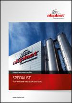 Aluplast-Katalog
