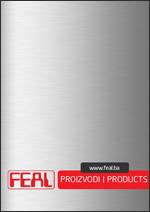 Feal- Katalog proizvoda