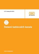 Obo Bettermann - Sistemi kablovskih kanala