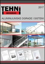 Texni-Katalog aluminijumskih ograda i sistema