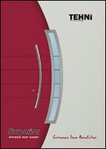 Tehni-Katalog ulaznih vrata SUPERIOR LINE