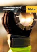 Epiroc - Dijamanstki alat za bušenje