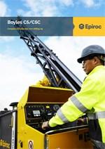 Epiroc - Bušilica Boyles C5