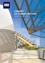 CRH-Cement za fabrike betona CEM II A-L