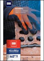 CRH-NoviMal-vezivo za zidanje i malterisanje