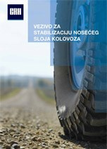 CRH-Vezivo za stabilizaciju puteva