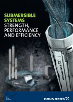 Grundfos - Submersible systems - SP pumps