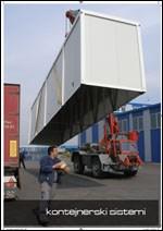 Euromodul-Kontejnerski sistemi