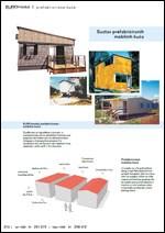 Euromodul-Prefabrikovane modularne kuće