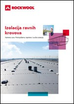 Rockwool Adriatic - Izolacija ravnih krovova
