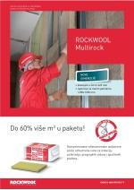 Rockwool Adriatic - Multirock slim