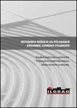 Ilgrad - Lepkovi za termoizolacione sisteme
