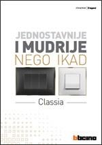 Legrand - CLASSIA elektrogalanterija
