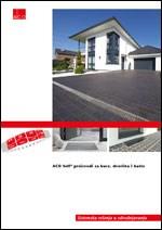 ACO - Brošura za kuću, dvorište i baštu