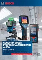 Bosch - Profesionalni merni alati