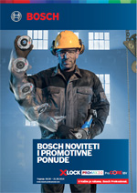 Bosch ručni električni alati za kućne majstore