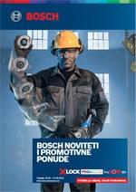 Bosch - Noviteti i promotivne ponude