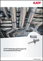 EJOT-Pričvrsni elemenati za izgradnju infrastrukture