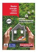 ISOMAT-Thermosystem-Spoljašnji termoizolacioni sistemi