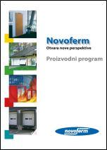 Bomman-KB - Novoferm proizvodni program