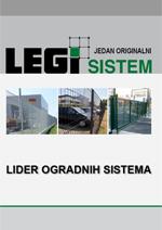 LEGI-SGS - Veliki katalog 2018