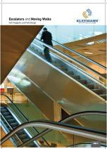 Kleemann - Katalog Escalators