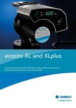 Binemikom - Lowara Ecocirc XL i XLplus