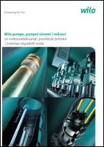 Wilo - Pumpe, pumpni sistemi i mikseri