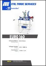 Microfill-Mašine za čeono zavarivanje ITS Tecnodue, mehaničke