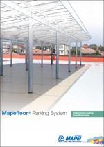 Mapei-Mapefloor Parking sistem EN