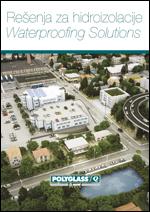 Mapei-Rešenja za hidroizolaciju - Polyglass SRB