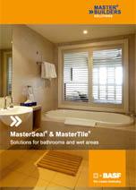 BASF-Brosura MasterTile & MasterSeal
