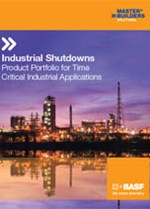 BASF-Brosura Industrial Shutdowns