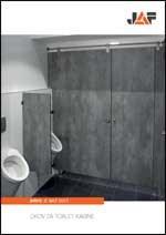 JAF - Okovi za toalet kabine