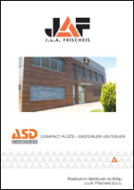 JUA Frischeis - Kompakt laminat katalog