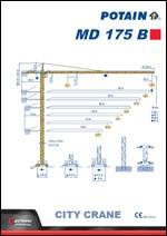 Katalog KIGO - Potain MD175B