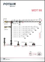 Katalog KIGO - Potain MDT98