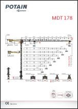 Katalog KIGO - Potain MDT178