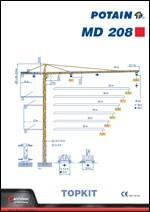 Katalog KIGO - Potain MD208