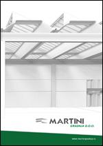 Martini Gradnja katalog
