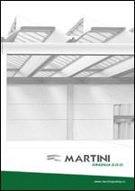 Martini Gradnja - Katalog
