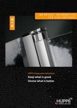 Huppe katalog - Design pure