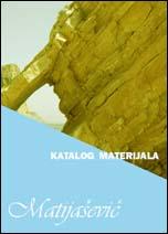 Borisav Matijašević - Katalog materijala